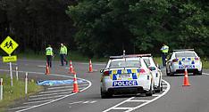 Rotorua-Pedestrian seriously injured on SH33, Okere Falls