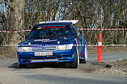 KDAK Rally Warm-Up 2013 - Gelsted
