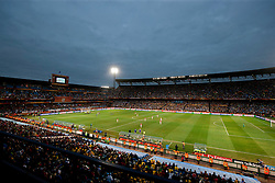 Stadium during the 2010 FIFA World Cup South Africa Round of Sixteen football match between Paraguay and Japan on June 29, 2010 at Loftus Versfeld Stadium in Tshwane/Pretoria. (Photo by Vid Ponikvar / Sportida)