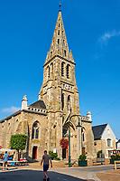 France, Loire-Atlantique (44), Le Pouliguen, l'église Saint-Nicolas // France, Loire-Atlantique, Le Pouliguen, Saint Nicolas church