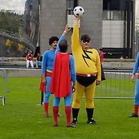 Soccer Superheroes