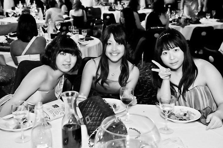 Auckland Girls Grammar School Ball.