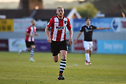 Robbie Simpson (8) of Exeter City during the EFL Sky Bet League 2 match between Exeter City and Lincoln City at St James' Park, Exeter, England on 17 May 2018. Picture by Graham Hunt.
