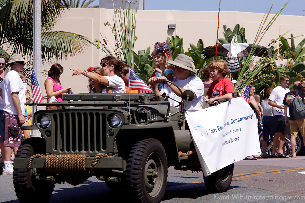 Cardiff by the Sea 100th Birthday Parade: San Elijo Conservancy