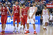 DESCRIZIONE : Berlino Berlin Eurobasket 2015 Group B Turkey Serbia<br /> GIOCATORE :  Oguz Savas<br /> CATEGORIA : Fair Play curiosita<br /> SQUADRA :Turkey<br /> EVENTO : Eurobasket 2015 Group B <br /> GARA : Turkey Serbia<br /> DATA : 09/09/2015 <br /> SPORT : Pallacanestro <br /> AUTORE : Agenzia Ciamillo-Castoria/I.Mancini <br /> Galleria : Eurobasket 2015 <br /> Fotonotizia : Berlino Berlin Eurobasket 2015 Group B Turkey Serbia