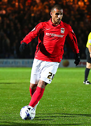 Marcus Tudgay of Coventry City - Mandatory byline: Matt McNulty/JMP - 07966 386802 - 20/10/2015 - FOOTBALL - Gigg Lane - Rochdale, England - Rochdale v Coventry - Sky Bet League One