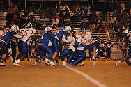 Oxford High vs. Saltillo in high school football action in Saltillo, Miss. on Friday, October 21, 2011. Oxford won in overtime.