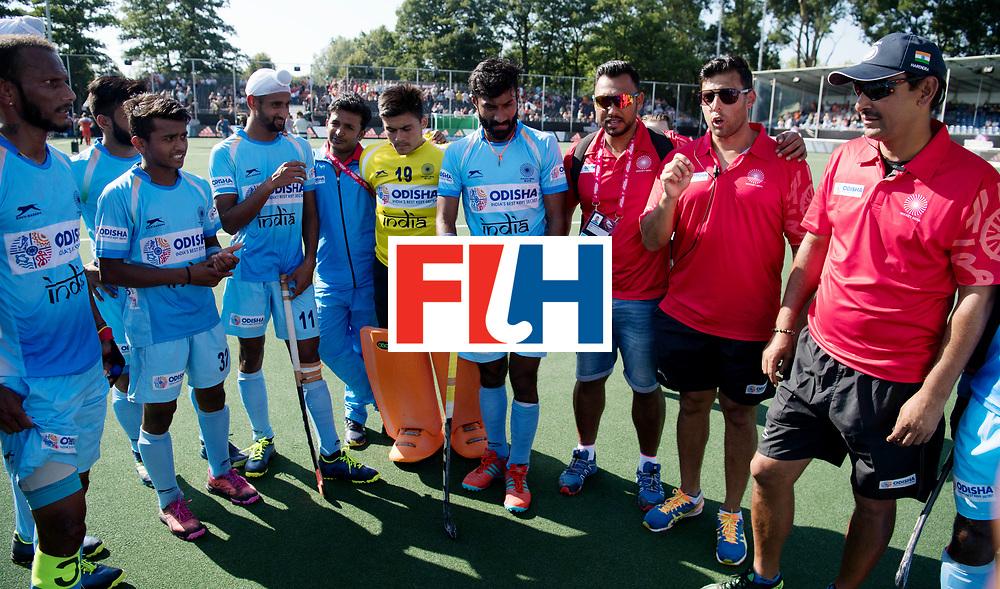 BREDA - Rabobank Hockey Champions Trophy<br /> The Netherlands - India<br /> Photo: <br /> COPYRIGHT WORLDSPORTPICS FRANK UIJLENBROEK