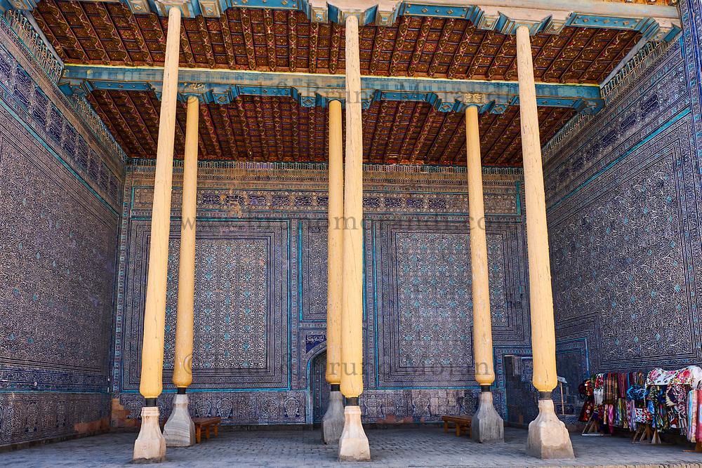 Ouzbekistan, Khiva, patrimoine mondial de l UNESCO, Koukhna Ark // Uzbekistan, Khiva, Unesco World Heritage, Koukhna Ark