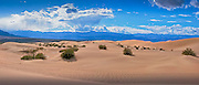 Clouds, Death Valley National Park, Stovepipe Wells, Sand Dunes, Panorama, Vista,  Panamint Valley, DVNP,