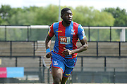 Bakary Sako in action during the U21 Professional Development League match between U21 Crystal Palace and U21 Bolton Wanderers at Selhurst Park, London, England on 17 August 2015. Photo by Michael Hulf.