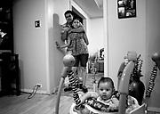Family, Marktown, IN