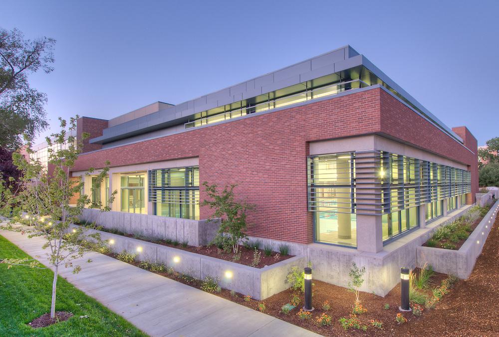 Boise State University ( BSU ) Aquatic Center.