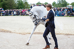 Lips Tim (NED) - Keyflow NOP<br /> First Horse Inspection<br /> Mitsubishi Motors Badminton Horse Trials - Badminton 2015<br /> © Hippo Foto - Libby Law<br /> 06/05/15