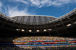 July 2, 2018 - Samara, Russia - 180702 General view of Samara Arena during the FIFA World Cup round of 16 match between Brazil and Mexico on July 2, 2018 in Samara..Photo: Petter Arvidson / BILDBYRÃ…N / kod PA / AI180702_53f (Credit Image: © Petter Arvidson/Bildbyran via ZUMA Press)