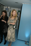 "ROSAMUND PIKE, Party given by  Peroni  beer to announce the launch of it's remake of the classic 1960's film ""La Dolce Vita"". The Design Museum, Shad thamesm 6 April 2006. ONE TIME USE ONLY - DO NOT ARCHIVE  © Copyright Photograph by Dafydd Jones 66 Stockwell Park Rd. London SW9 0DA Tel 020 7733 0108 www.dafjones.com"