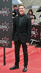 "Edinburgh International Film Festival, Sunday 26th June 2016<br /> <br /> Stars turn up on the closing night gala red carpet for the World Premiere of ""Whisky Galore!""  at the Edinburgh International Film Festival 2016<br /> <br /> John Michie<br /> <br /> (c) Alex Todd   Edinburgh Elite media"