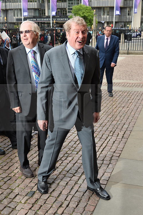 © Licensed to London News Pictures. 07/06/2017. London, UK. MICHAEL CRAWFORD attends a service of Thanksgiving for the life and work of RONNIE CORBETT at Westminster Abbey. The entertainer, comedian, actor, writer, and broadcaster was best known for his long association with Ronnie Barker in the BBC television comedy sketch show The Two Ronnies. Photo credit: Ray Tang/LNP