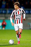 19-09-2015 VOETBAL:WILLEM II- FC UTRECHT:TILBURG<br /> <br /> Lucas Andersen van Willem II <br /> <br /> Foto: Geert van Erven