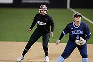 February 7, 2020: The Southwestern Oklahoma State University Bulldogs play against the Oklahoma Christian University Lady Eagles in the Edmond Regional Festival at Tom Heath Field at Lawson Plaza on the campus of Oklahoma Christian University.