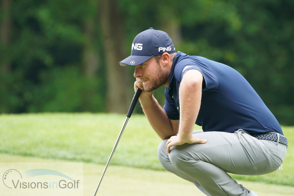 Tyrrell Hatton<br /> On the first day