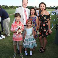 Kirk and Paola Stange with Marcela Lemus, Benjamin and Amelia Stange