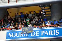 Supporters Issy Paris - 04.03.2015 - Issy Paris / Le Havre - 16eme journee de D1<br /> Photo : Andre Ferreira / Icon Sport