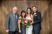 Megan & Tanner's Wintery WhistleBear Wedding