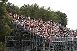 September 1, 2017 - Monza, Italy - Motorsports: FIA Formula One World Championship 2017, Grand Prix of Italy, .fans  (Credit Image: © Hoch Zwei via ZUMA Wire)