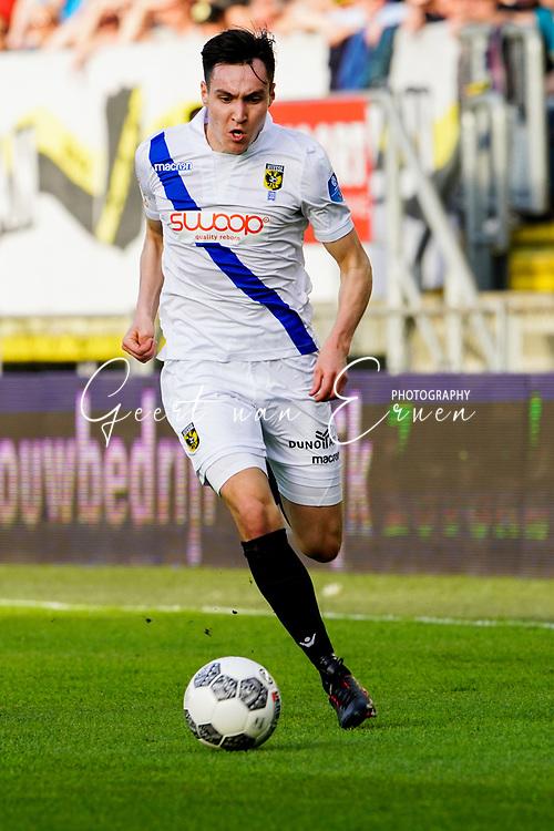 *Viacheslav Karavaev* of Vitesse