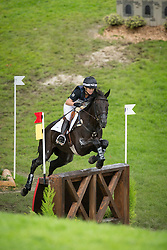 Jonelle Price, (NZL), Classic Moet - Eventing Cross Country test- Alltech FEI World Equestrian Games™ 2014 - Normandy, France.<br /> © Hippo Foto Team - Dirk Caremans<br /> 30/08/14