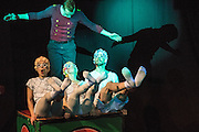 The Tin Soldier is performed by Peut-etre Theatre at the Roundhouse Theatre, London. Featuring Maya Politaki, Emily Nicholl, Sam Alty & Alistair Goldsmith.