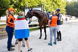 Hosmar Frank, NED, Alphaville NOP<br /> EC Rotterdam 2019<br /> © Hippo Foto - Sharon Vandeput<br /> 24/08/19