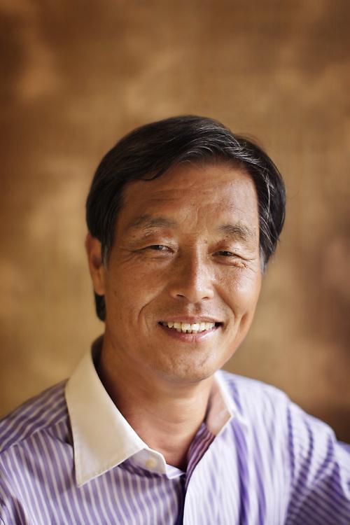 portrait - Japanese man