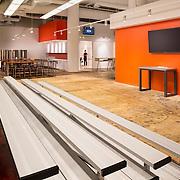Interior image of Strava HQ San Francisco, CA