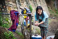 Lhuntse Bhutan Asia