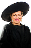 MAASSLUIS - On January 30, 2014 Queen Máxima performed the official opening of the Lely innovation campus in Maassluis. During this opening, the challenge is next to this complex enterprises especially COPYRIGHT ROBIN UTRECHT