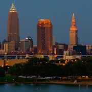Cleveland Skylines