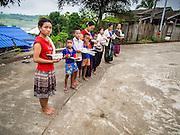 16 SEPTEMBER 2014 - SANGKHLA BURI, KANCHANABURI, THAILAND:     PHOTO BY JACK KURTZ