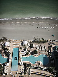 Westin Diplomat hotel, Hollywood, near Fort Lauderdale, Florida