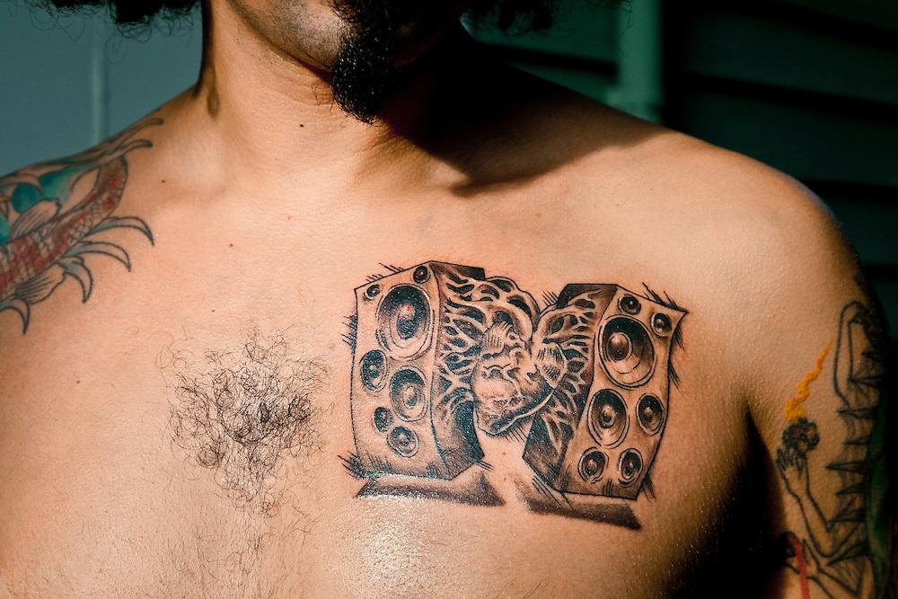 Tattoo by Zack Murray