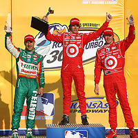 2008 INDYCAR RACING KANSAS
