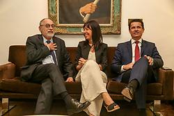 Sindicato Médico do Rio Grande do Sul - SIMERS recebe homenagem na Assembleia Legislativa.  FOTO: Marcos Nagelstein/ Agência Preview