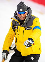 17.02.2019, Aare, SWE, FIS Weltmeisterschaften Ski Alpin, Slalom, Herren, 1. Lauf, im Bild Markus Waldner (FIS Chef Renndirektor Weltcup Ski Alpin Herren) // Markus Waldner Chief Race Director World Cup Ski Alpin Men of FIS during the 1st run of men's Slalom of FIS Ski World Championships 2019. Aare, Sweden on 2019/02/17. EXPA Pictures © 2019, PhotoCredit: EXPA/ Johann Groder