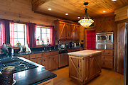 JUSTIN, TX - FEBRUARY 4, 2014: The kitchen of a home for sale at 1780 Strader Road for the What You Get column. (Cooper Neill / for The New York Times)