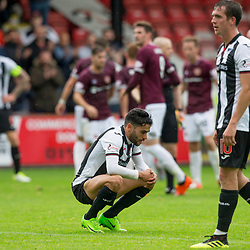 Dunfermline v Hearts, Scottish League Cup, 18 August 2018