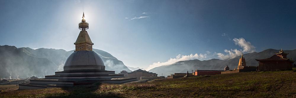 Tibet Imnages- Golog-Monastery Tibet images-Golog