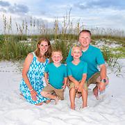Kugler Family Beach Photos - 2017