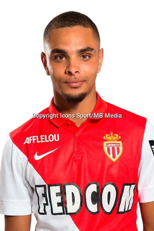 Layvin KURZAWA - 29.08.2014 - Photo officielle Monaco - Ligue 1 2014/2015<br /> Photo : Stephane Senaux / AS Monaco / Icon Sport