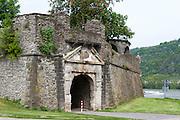 Bollwerk am Rhein, Andernach, Unteres Mittelrheintal, Rheinland-Pfalz, Deutschland | fortress near Rhine, Andernach, Lower Middle Rhine Valley, Rhineland-Palatinate, Germany